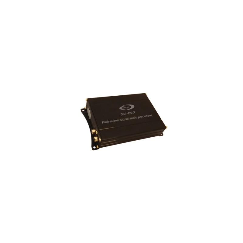 Digital signal processor, 2 eingangskanäle und 4 ausgangskanäle