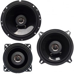 "Game of coaxial speakers 6.5"" two-way, with grids of MAGIC-SERIES - Type 47"