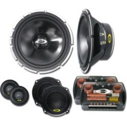 Spiel - lautsprecher, 3-wege getrennte PRO-SERIES - Typ 40