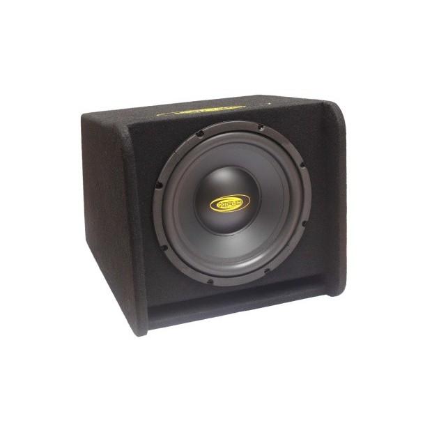 """Caixa bass reflex 12"""" com porta contínuo.1.000 w max - 250 w rms"""
