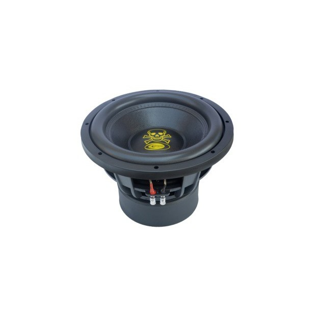 "Subwoofer 12"", 1.500 w rms/5.500 w max - Typ 7"