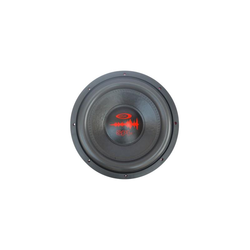 """Subwoofer 12"""" speziell für den wettbewerb von SPL, 2.000 w rms/7.000 w max - Typ 4"""