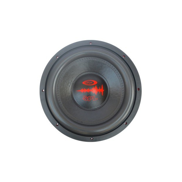"Subwoofer 15"" specially designed for competition SPL, 2.000 w rms/7.000 w max - Type 3"