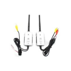Transmisor y receptor de vídeo inalámbrico para camiones y autobuses