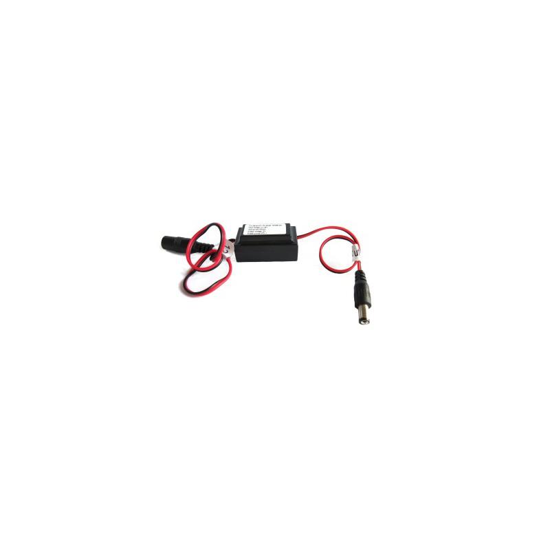 Convertitore di tensione di 24 volt a 12 volt. 0,5 amp