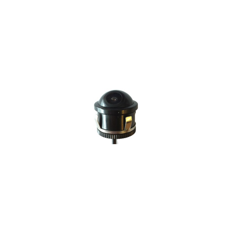 Mini universal camera back high definition lens and adjustable in inclination, connector RCA - Type 8