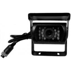 Câmera universal de marcha-atrás com conector à prova de água (4-pin) - Tipo 2