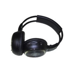 Casque sans fil infrarouge de Type 2