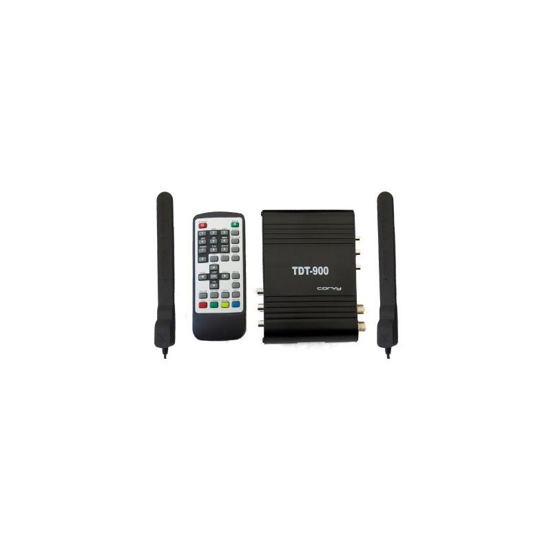 Sintonizador digital HD para automóvil con sistema diversity