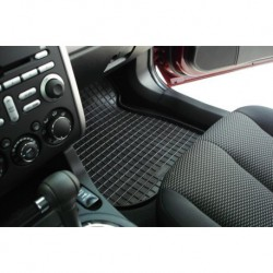 Tappetini in Gomma Ford Galaxy I 2 persone (1995-2006)