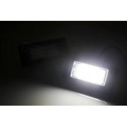 Plafones LED de matrícula Audi A7 2011-2015