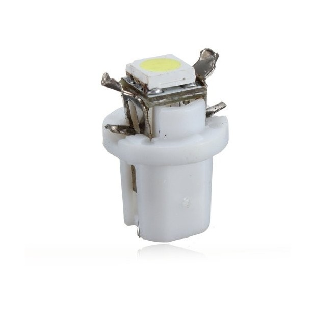 Bulbo claro do diodo EMISSOR de luz T5 B8.5D BRANCA Tipo 56