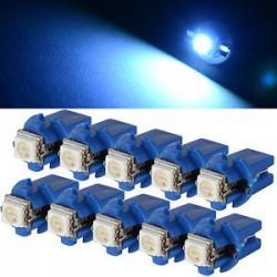 Ampoule T5 LED B8.5D BLEU Type 57
