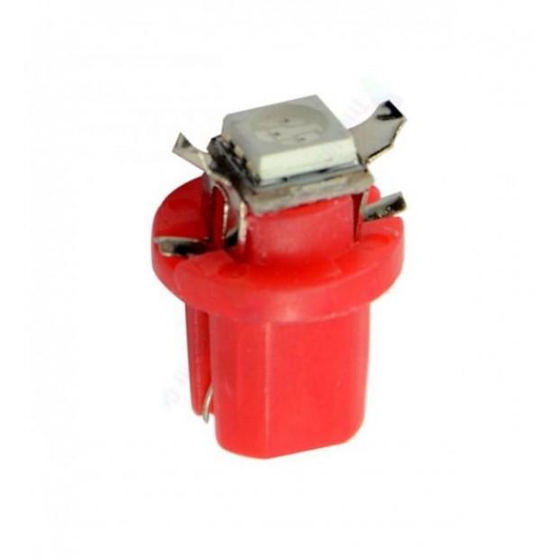 Bulb T5 LED B8.5D RED Type 58