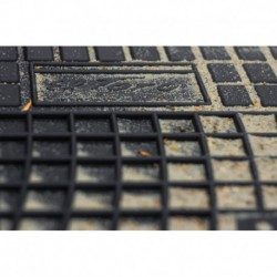 Floor Mats, Rubber Land Rover Discovery Sport (2014-)