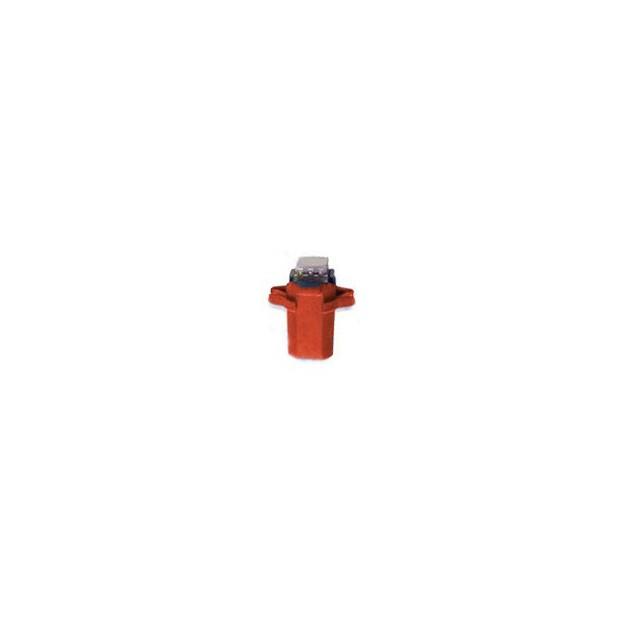Bulb T5 LED B8.3D RED - Type 60