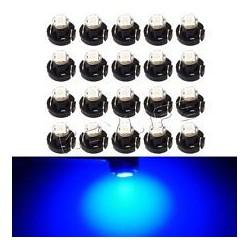 LED birne T3 BLAU Typ 64