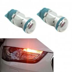 Kit de intermitentes LED PWY24W Ámbar