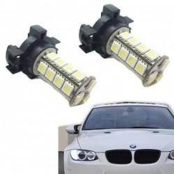 Kit - blinker-LED-PY24W Weiß