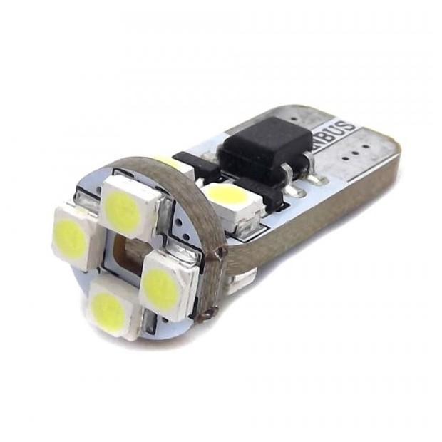 Led Gluhlampe 24 Volt Canbus W5w T10 Typ 75 Audioledcar