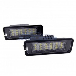 Soffit LED registration Volkswagen Golf V - (2005-2008)