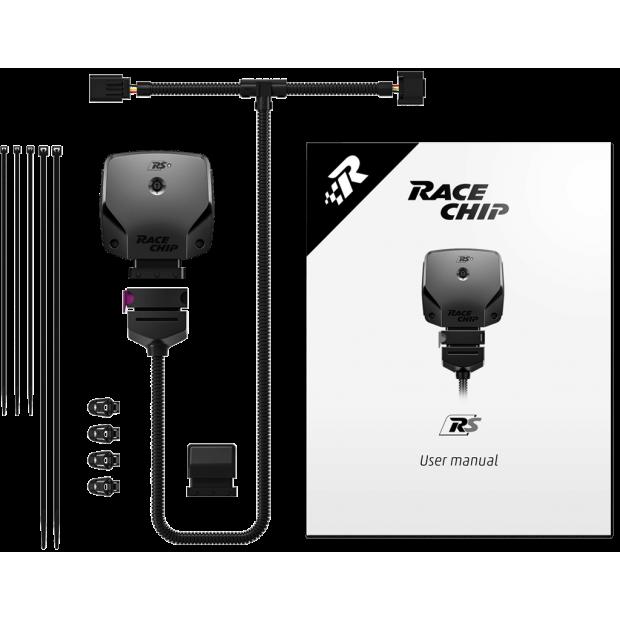 RaceChip® RS App Chip de potência (App) e de 25% a mais de potência)