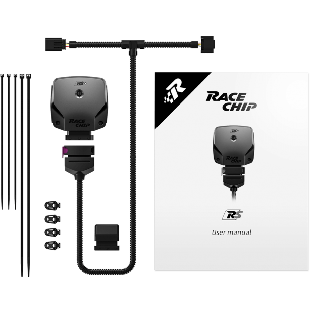 RaceChip® RS Application de la Puce de puissance (App) et 25% de puissance en plus)