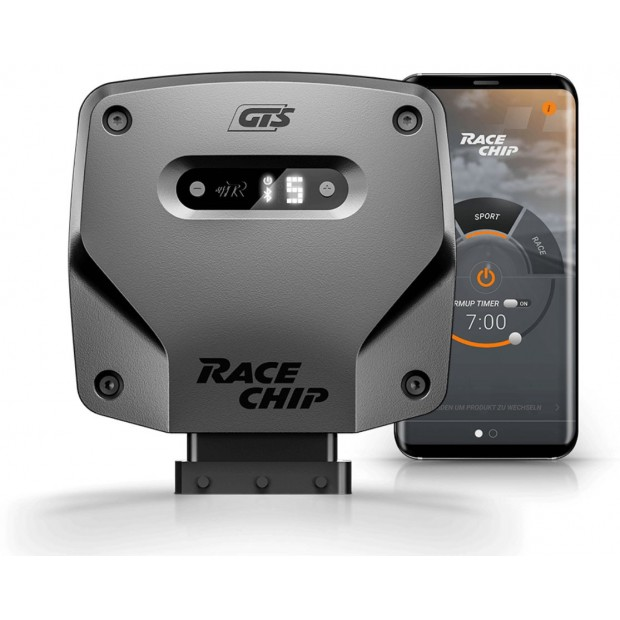 RaceChip® GTS App Chip power (App and 30% more power)