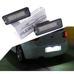 Del soffitto del LED di registrazione Volkswagen Golf V (2005-2008)