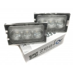 led matricula land rover freelander 2