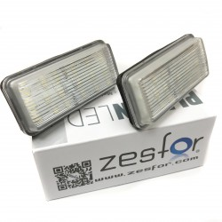 Wand-und deckenlampen LED-kennzeichenhalter Lexus LX470