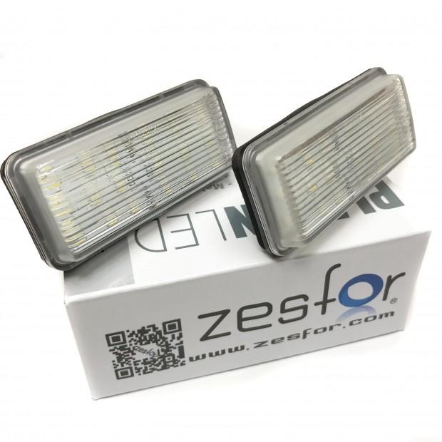 diodo emissor de luz matricula lexus LX470