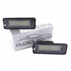 Plafones LED de matrícula Volkswagen Golf VI (2008-2012)