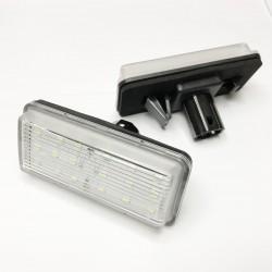 diodo emissor de luz matricula lexus LX570