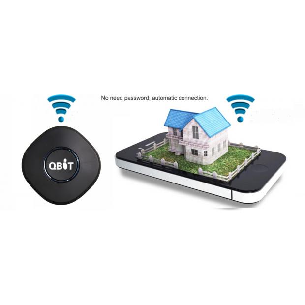Qbit - Localisateur GPS pour animaux de compagnie et de
