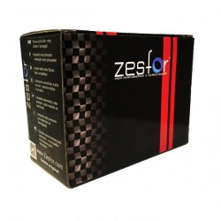Pareja bombillas Xenon D1S 6000k, + 50% luz ZesfOr®
