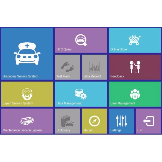Diiagnosis OBD2 multimarca en Español para Windows Xp, Vista, 7 y 10