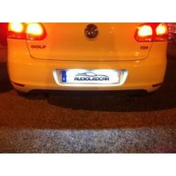 Soffit LED registration Volkswagen Golf VI (2008-2012)