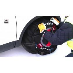 Schneeketten textile FIX&GO TEX - größe E