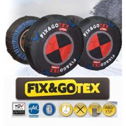 Chaînes à neige textile FIX&GO TEX EXTREM - taille de la L1