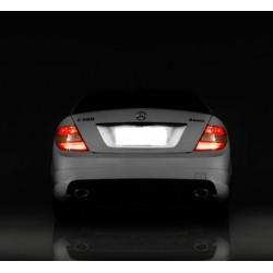 La retombée de plafond de LED inscription Mercedes Benz Classe A w176 (2012-2016)