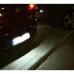 Plafones LED de matrícula Audi A3 8P (2004-2008)