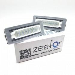 Wand-und deckenlampen LED kennzeichenbeleuchtung für Smart Fortwo