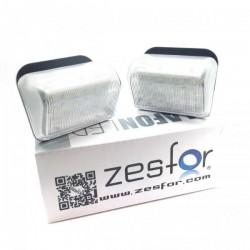 Painéis LED de matrícula diodo EMISSOR de luz para Mazda (2006-2014)