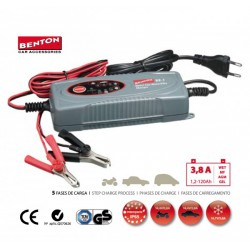 Carregador de bateria portátil BENTON® BX-1 para carros