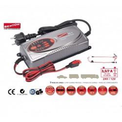 Cargador de batería portátil BENTON® BX-2 para coches y camiones