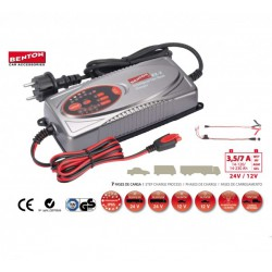 Caricabatteria portatile BENTON® BX-2 per auto e camion