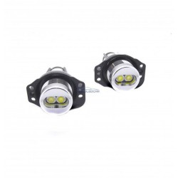 Kit eyes, angel LED-6W for BMW E90-E91 2005/2008 - Type 3