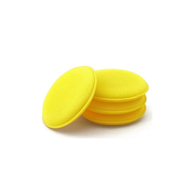 Schaum gelbe anwenden, reinigungsmittel