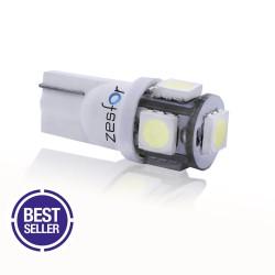 LED Lâmpada w5w / T10 - tipo 3